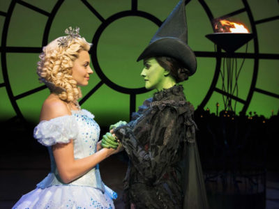 Wicked West End Theatre Show