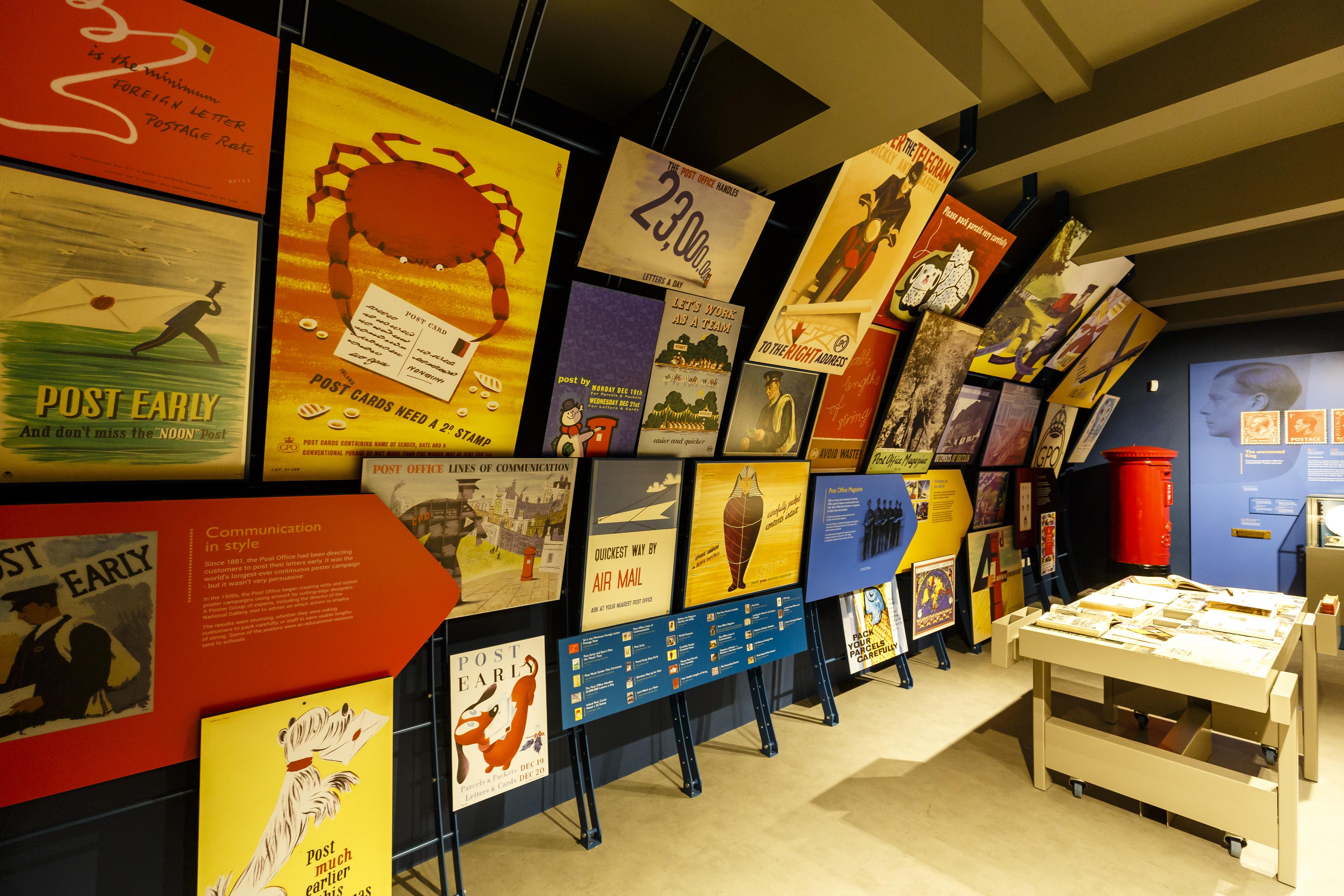 Postal Museum 2