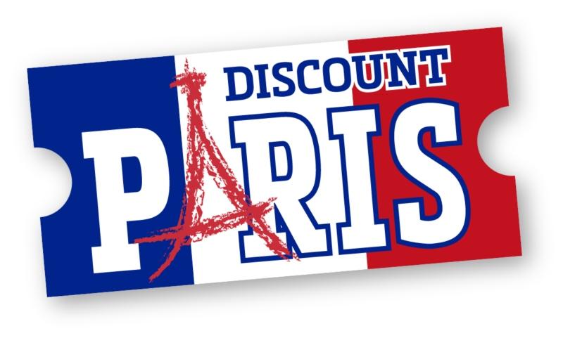 Discount Paris Logo