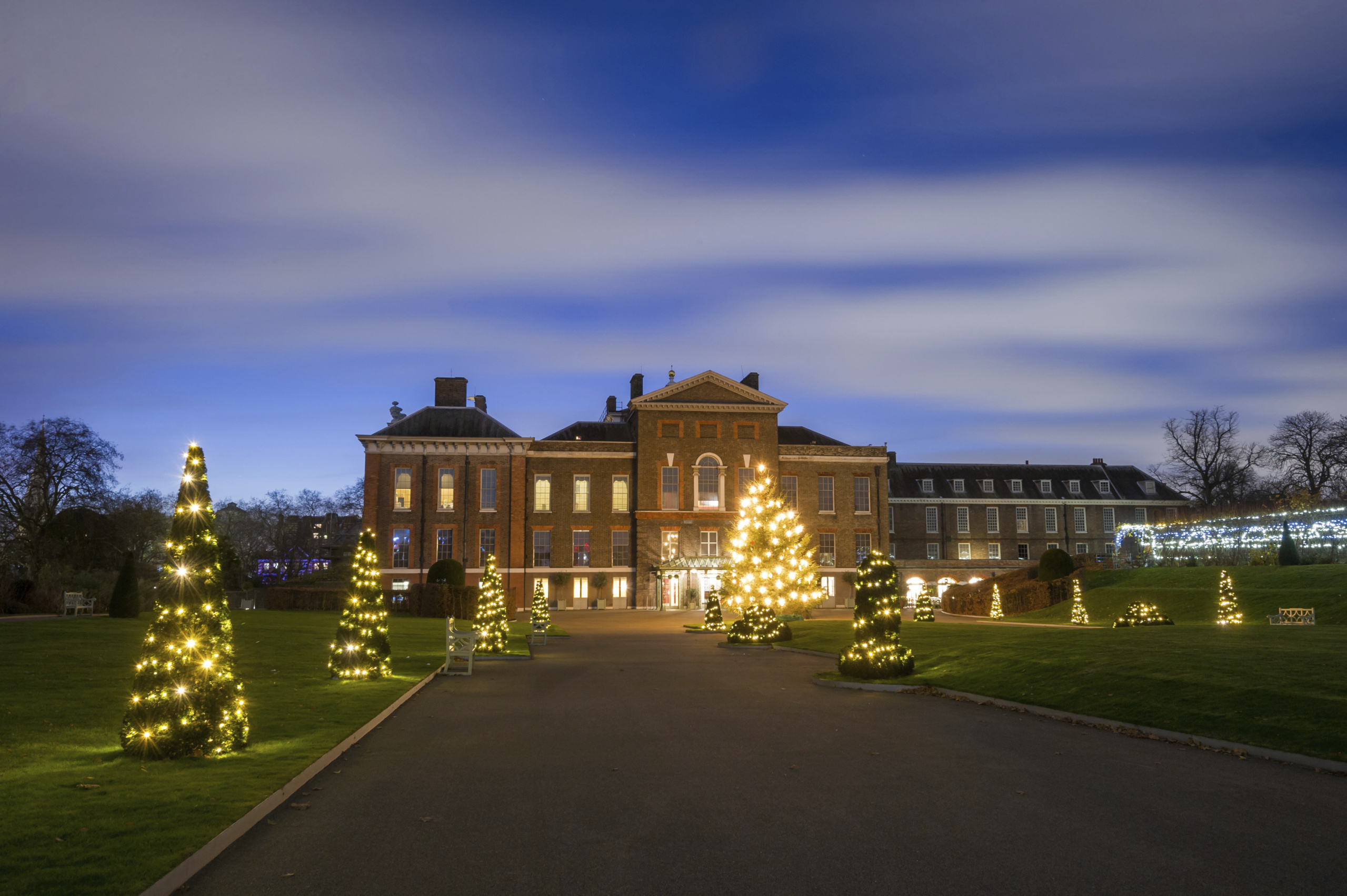 Kensington Palace Christmas