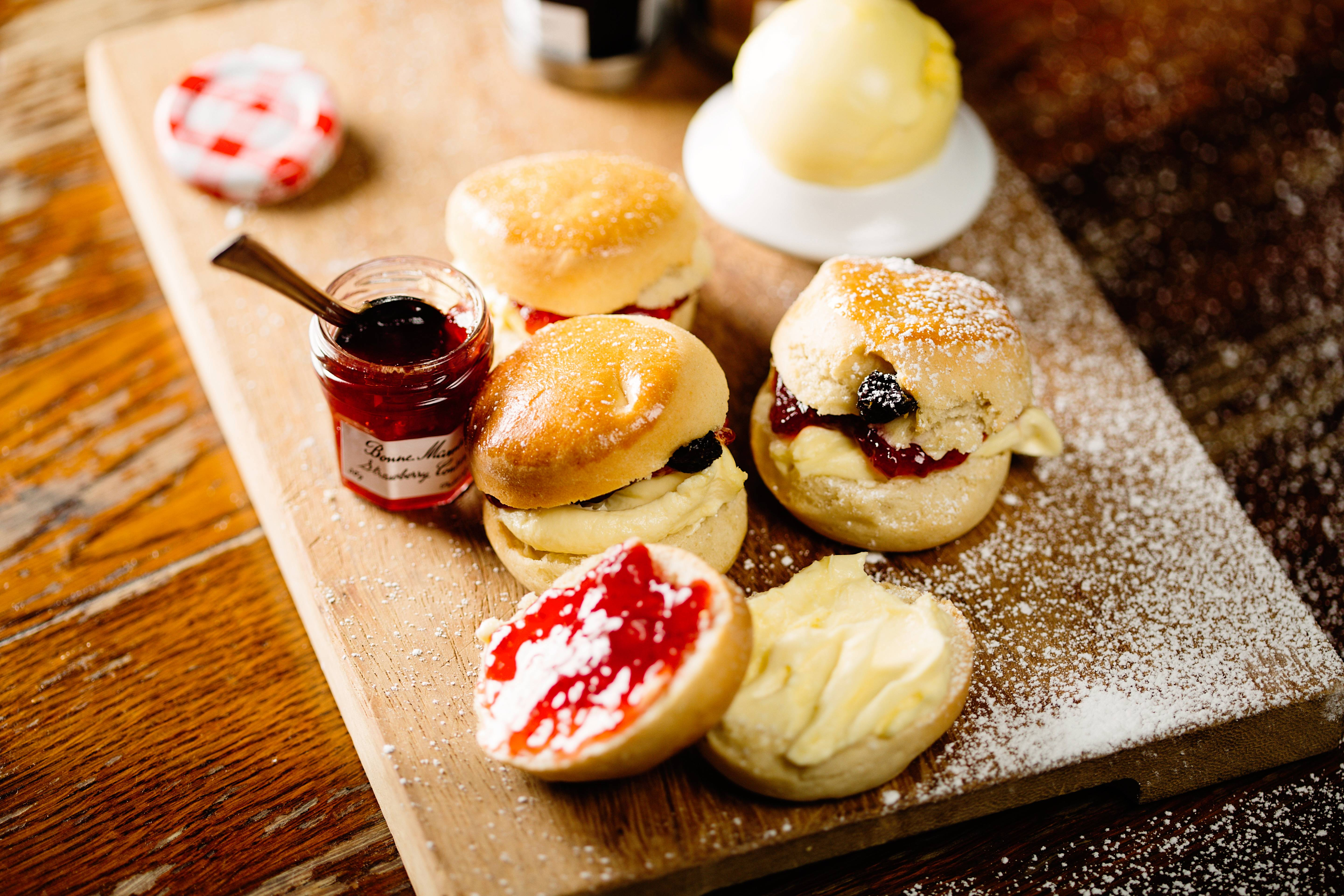 Afternoon Tea and Scones - Ki Price/ Emulsion London