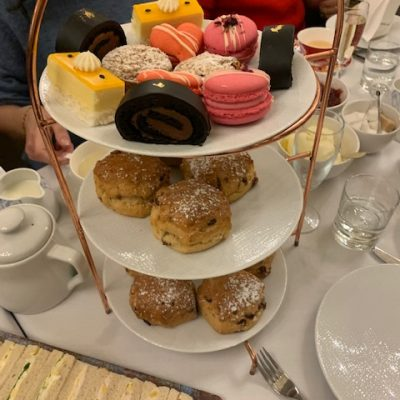 Amba Charing Cross Afternoon Tea