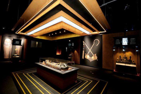 TUTANKHAMUN: Treasures of the Golden Paraoh Exhibition
